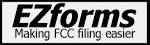 REC EZforms. Making FCC filing easier.